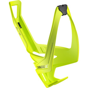 Elite Cannibal XC Flaskeholder yellow fluo/black graphic